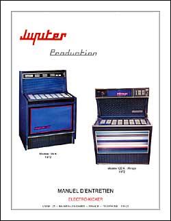 Service Manual Jupiter 100K, 120K, 160K