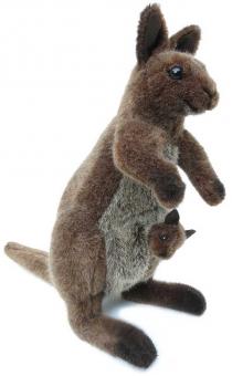 Känguru mit Kind