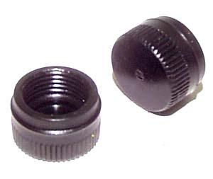 Cap for motorbrush