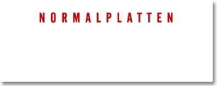 """Category insert """"Normalplatten"""""""