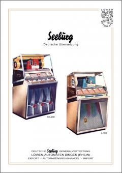 Handbuch Seeburg KD, L100, deutsch