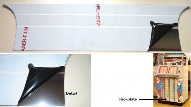 Kickplate W1600 series