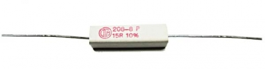 Resistor 15 Ohm, 5 Watt