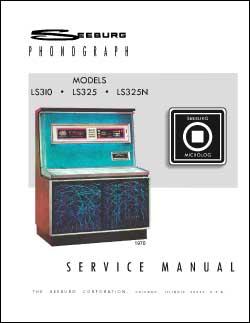 Service Manual Seeburg LS3