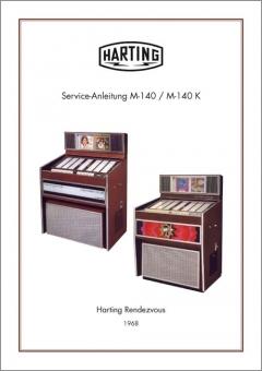 Service Anleitung Harting M140 und M140K