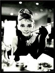 """Magnet """"Audrey Hepburn"""""""