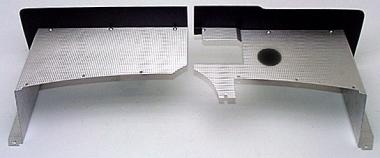 Mechanismusabdeckung, hinten