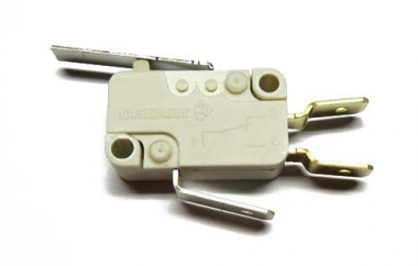Micro switch with short lever