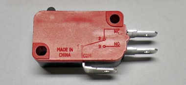 Micro switch without lever - 4.8 mm