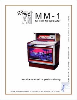 Service Manual ROWE/AMI MM-1