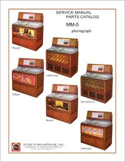 Service Manual ROWE/AMI MM-5