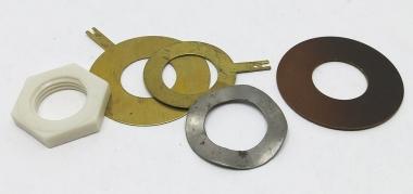 Installation discs, set