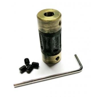 Motor coupler