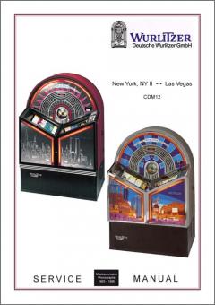 Service Manual New York NY II, Las Vegas, Casino