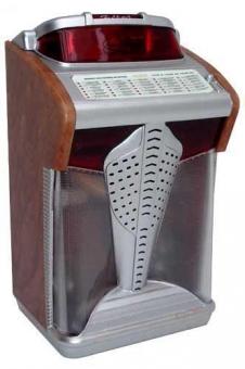 Miniature jukebox Filben Maestro