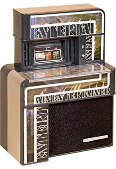 Miniature jukebox Seeburg STD2