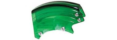 Plattenschutzhaube, grün