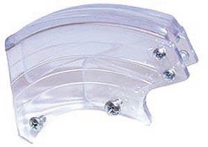 Stripper plate - clear