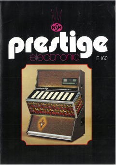 Broschüre NSM Prestige E160