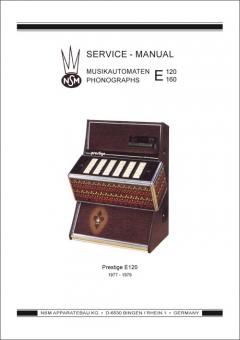 Service Manual Prestige E120