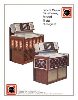 Service Manual Rowe/AMI R-80