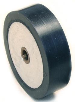 Record drive wheel, wide