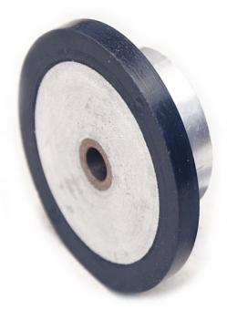 Record drive wheel, narrow