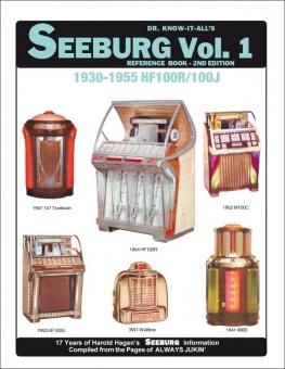 "Reference-Book ""Seeburg Vol. 1"""