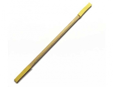 Leather contact cleaning stick, narrow