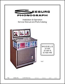 Service Manual  Seeburg S100