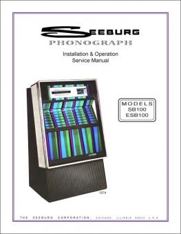 Service Manual Seeburg SB100