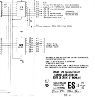 Schematics ES / ESII / ESII-O technology