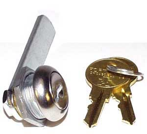 Lock for Rock-Ola 1555 series cashbox