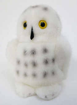 "Snow Owl ""Flocke"", small"