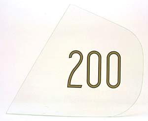 Seitenscheibe W2000