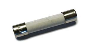 8A fuse, 6x32 mm, fast acting