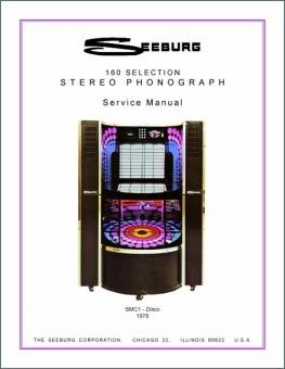 Service Manual Seeburg SMC1