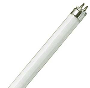 "Fluorescent lamp 4W/6""/CW"