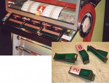Push button set VL200