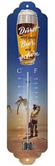 """Thermometer """"Bierdurst"""""""
