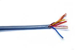Tone arm wire, stereo