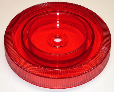 Selector wheel, red