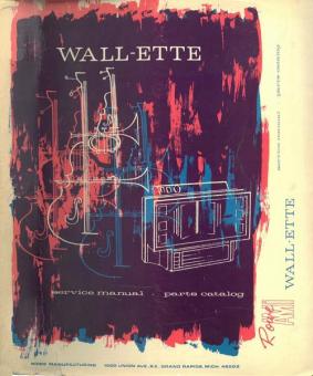 Service Manual AMI WRB - WRA