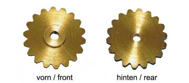 Single gear M100C