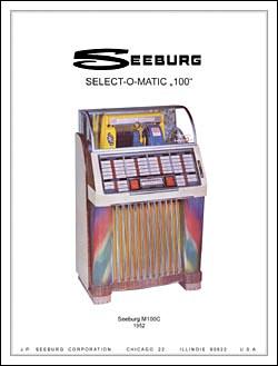 Service Manual Seeburg M100C
