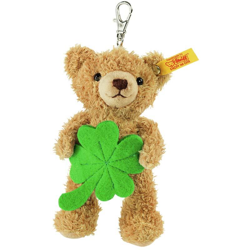 Schlüsselanhänger Teddy Glücksbringer