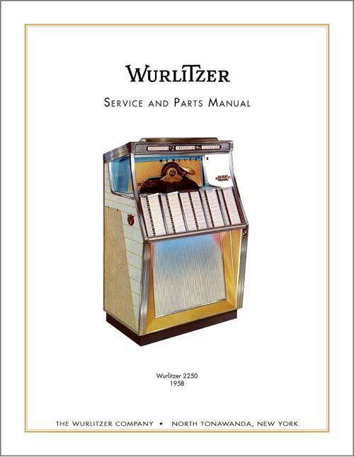 Service Manual W2250
