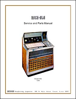 Service Manual Rock-Ola 440
