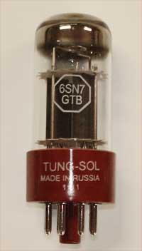 6SN7GTB - Doppeltriode