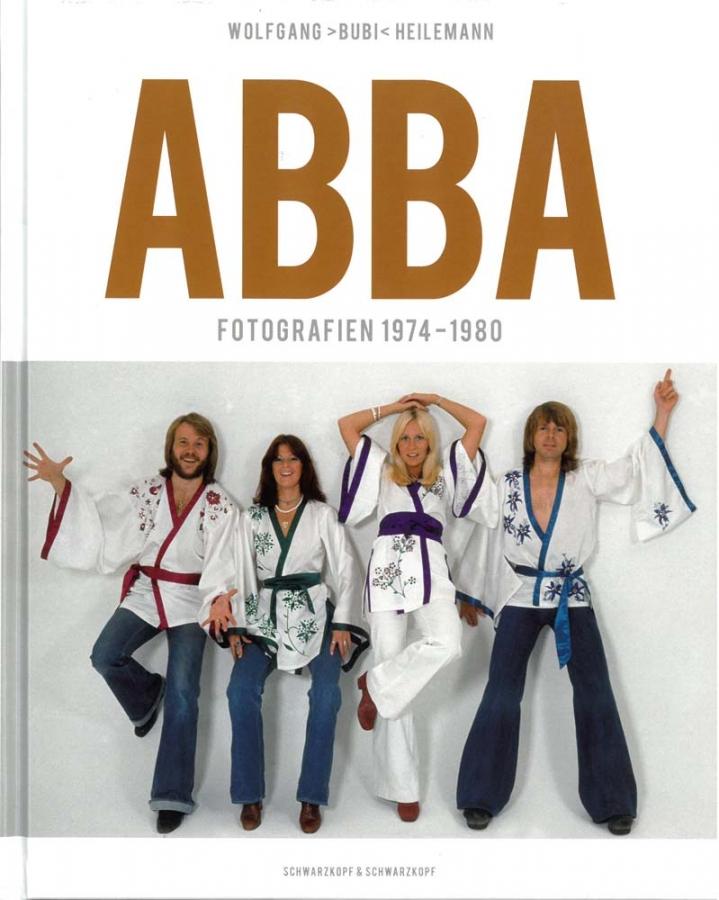 Abba - Photos 1974 -1980